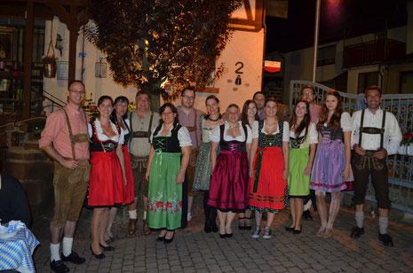 Voll im Sinne des Festes: Das Blasorchester Schwalmstadt e. V.
