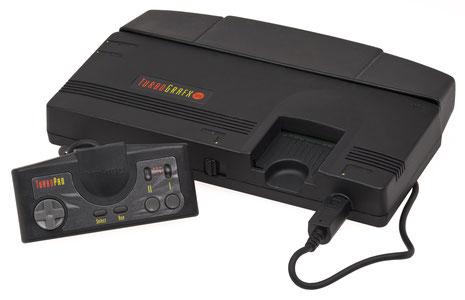 NEC Home Electronics TurboGrafx-16 (PC Engine), 1989