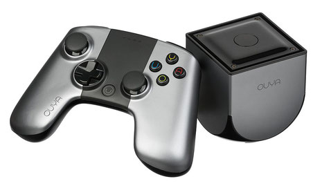 Android Ouya, 2013