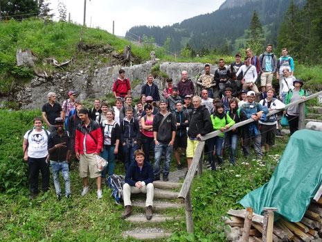 2013-2015_EBA-Klassen Produktion-Landschaft EBA Klassen Bfe, gibthun,  BWZ Lyss