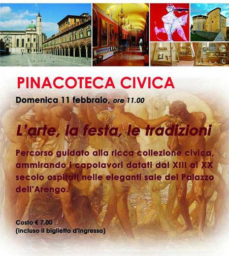 Visita guidata alla Pinacoteca di Ascoli Piceno