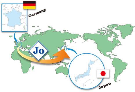 ドイツを中心に欧州の独自技術を日本に