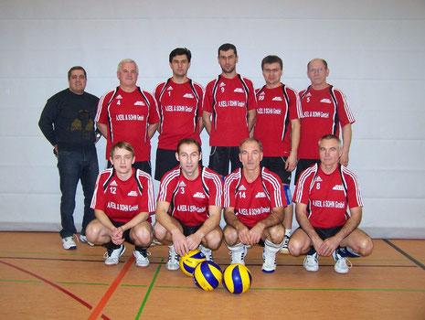 Die Volleyballer des DJK Altdorf sind in die Kreisliga aufgestiegen.