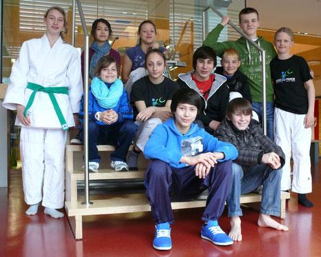 Erfolgreiche JSC Judokas in Österreich