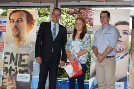 Selina Dietzer wird erstes Mal Sportlerin des Jahres in Heidelberg