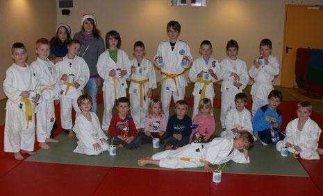 JSC Judokids am SRH Campus Cports
