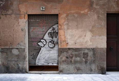 Local cerrado. Calle Sant Jaume, Palma. 2006 (Jaume Gual)