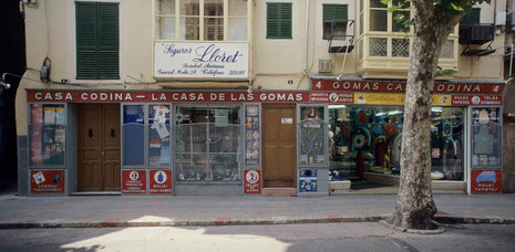 Casa Codina. Palma. 1984 (J.Gual)