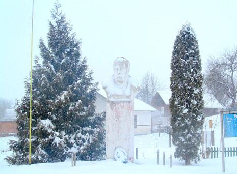 Пам'ятник Тарасові ШЕВЧЕНКУ (до реставрації)