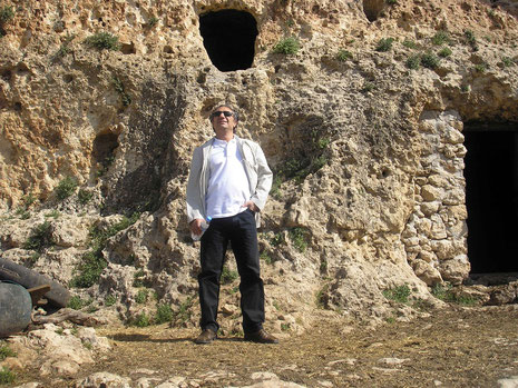 Xero Abbas (Doriki) le ware bav u kale xwe le Xana Dorika
