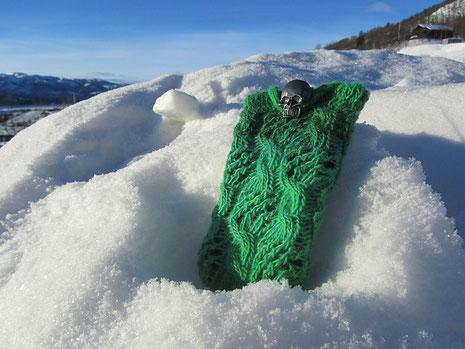 Schmatzfons Wintermäntelchen