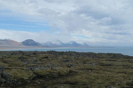 Snæfellsnes, Island 28. Mai 2015
