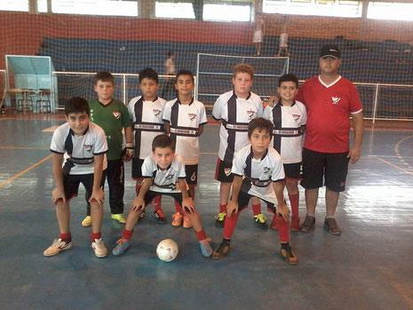 Grêmio Espe - Campeão Jogos da Amizade -  Sub 11 - 2016