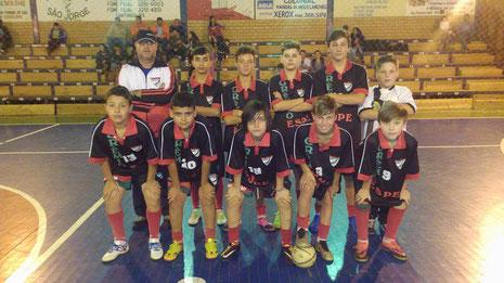 GRÊMIO ESPE - Santiago-RS - Sub 13