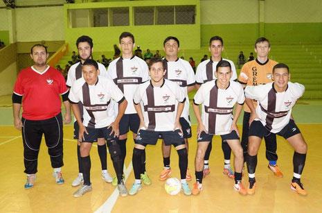 Grêmio Espe Futsal Livre - 2015