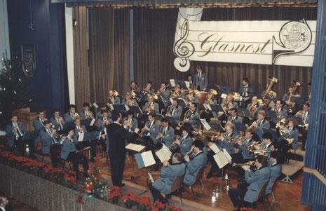 Jahreskonzert 1990 - Leitung: Bernhard Lang