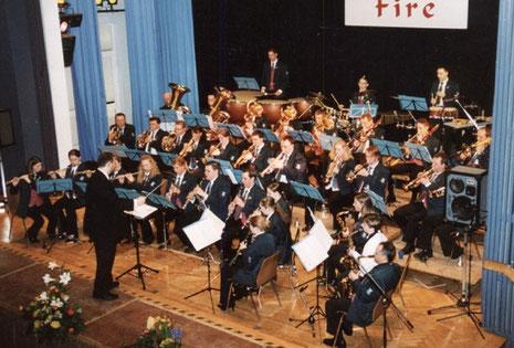 Konzert 2004 unter der Leitung von Pascal Broßardt