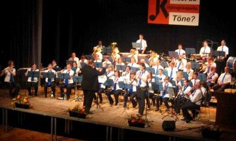 Jahreskonzert 2011 - Leitung: Pascal Broßardt