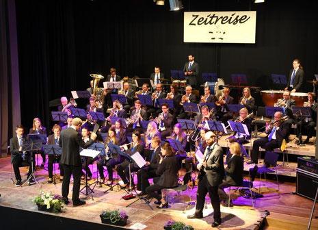 Konzert 2016 unter der Leitung von Stefan Klinker