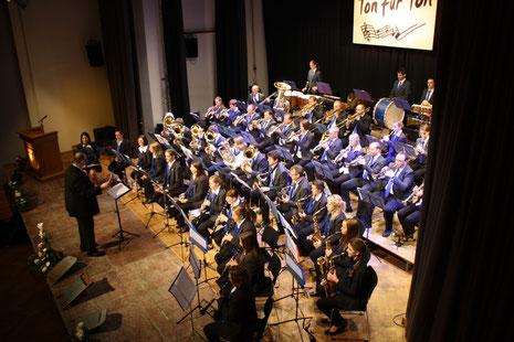 Jahreskonzert 2013 - Leitung: Pascal Broßardt