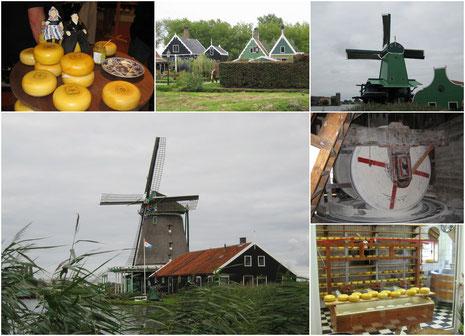 Die Zaanse Schaans - eine Zeitreise in Hollands Vergangenheit