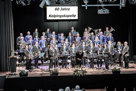Jubiläumskonzert 2015 unter der Leitung von Stefan Mußler