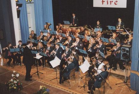 Jahreskonzert 2004 - Leitung: Pascal Broßardt