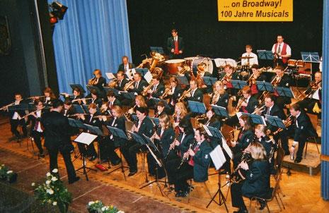 Konzert 2007 unter der Leitung von Tobias Verlohner