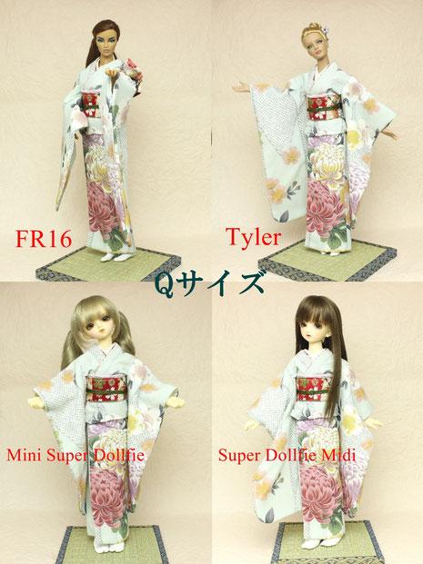 ドルフィー サイズ,Dollfie size,FR Tyler