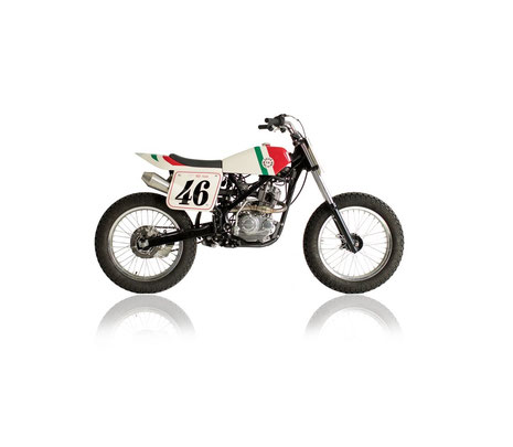 Custom Kawasaki KLX 150 by Deus Ex Machina