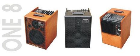 acus ONE 8 ideal für Ihr Akkordeon oder Ihre Steirische Harmonika