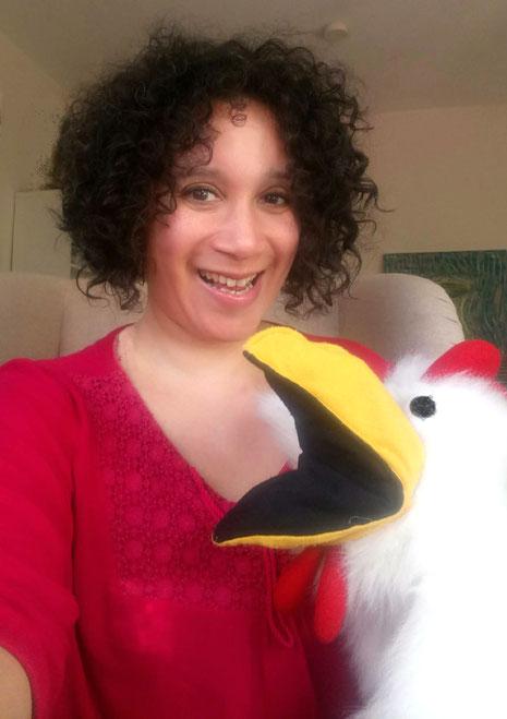 Nicole Kraebber, Kuscheltierkommentare , KuTiKos 5, Singen mit Hilde macht Spaß!