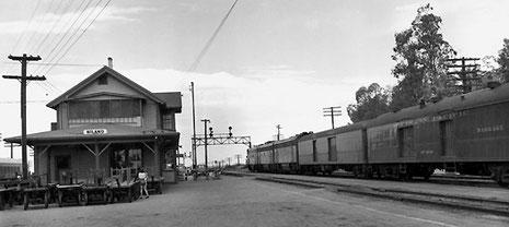 Niland Railway Station