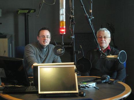 """Aufnahme """"Angedacht"""" mit Manuel Füllgrabe am 14.03.2014 in Magdeburg"""