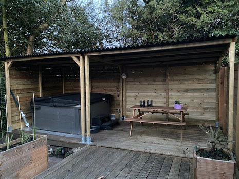 Sauna & Hottub - Bed & Breakfast Heerenveen Centrum