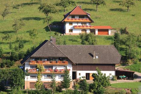 Pension Kempfenhof mit Ferienhaus