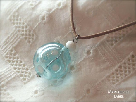 glass balloon/ガラスの風船
