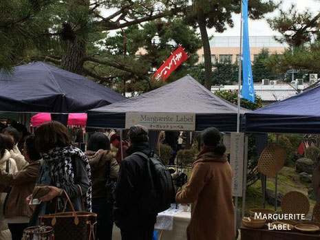 handmade flea market at chionji/手づくり市