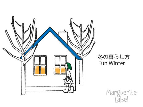 Fun Winter / illustration