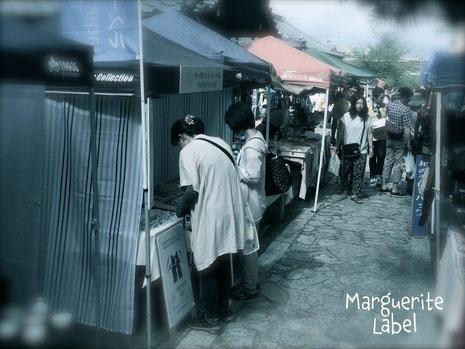 Hyakumanben Handmade fair