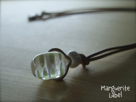 Darkness and light  / Glass Beads