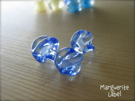 Wave & Pure / Glass Beads