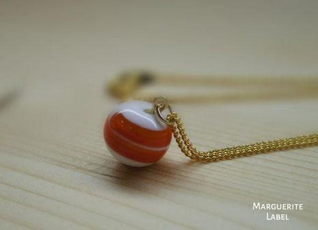 jewelry orange  /オレンジ