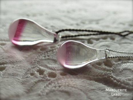 romantic pink/おとめのガラス