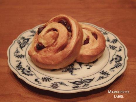 cinnamon buns/シナモンロール