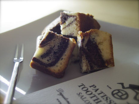 Gateau Demi Sec / Patisserie Tooth Tooth