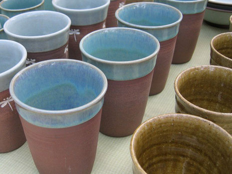 啓峰 さん 陶器作品