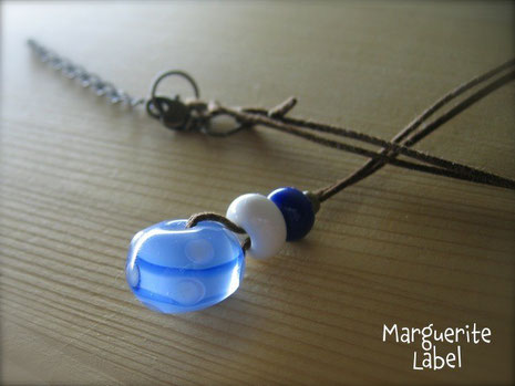 Water Jelly / Necklace