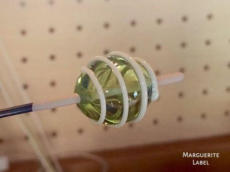 ガラスの風船アクセサリー 京都手づくり市のお店