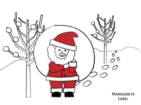 Santa Claus / illustration
